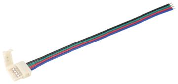 Соединитель (коннектор) IEK LSCON10-RGB-213-5-PRO