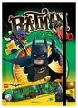 Блокнот LEGO Batman Movie 51732 20x14 см (96 листов)