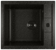 Врезная кухонная мойка Mixline ML-GM28 50х44.5см искусственный мрамор