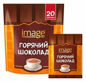 Image Горячий шоколад растворимый в пакетиках