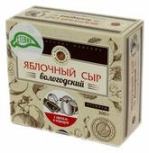 Пастила Вологодская мануфактура Сыр яблочный вологодский с орехом и корицей со стевией 300 г