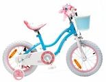 Детский велосипед Royal Baby Stargirl Steel 14 (2018)