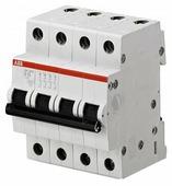 Автоматический выключатель ABB SH204L 4P (C) 4,5kA