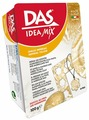 Полимерная глина Das Idea Mix c имитацией камня Imperial Yellow (342001), 100 г