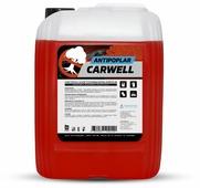 Очиститель кузова Carwell для удаления тополиных почек и птичьего помета Antipoplar, 5 л