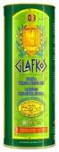 Glafkos Масло оливковое Premium, жестяная банка