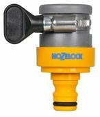 Штуцер для крана круглого сечения до 18 мм в блистере (2176) HOZELOCK