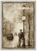 Риолис Набор для вышивания крестом Старая фотография 26 x 38 (1611)