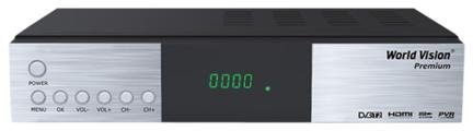 TV-тюнер World Vision Premium