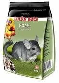 Корм для шиншилл Lucky Pets Premium Professional menu