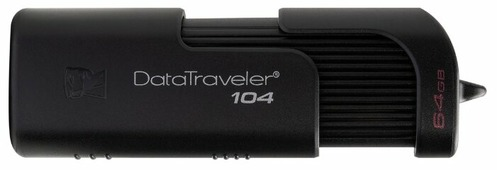 Флешка Kingston DataTraveler 104