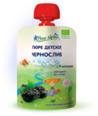 Пюре Fleur Alpine чернослив (с 4 месяцев) 90 г