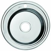 Врезная кухонная мойка IDDIS Suno SUN50P0i77 50.5х50.5см нержавеющая сталь