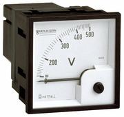 Шкалы измерения для установки Schneider Electric 16007