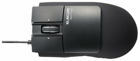 Мышь Elecom 13062 Black USB