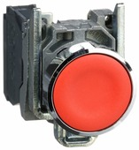 Лампа индикаторная в сборе Schneider Electric XB4BVB4