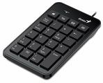 Клавиатура Genius Numpad i120 Black USB