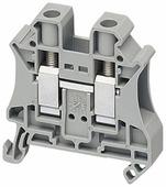 Зажим клеммный проходной Schneider Electric NSYTRV102