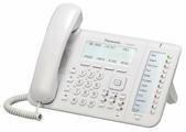 VoIP-телефон Panasonic KX-NT556 белый
