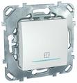 Таймер Schneider Electric UNICA MGU5.535.18ZD,8А, белый
