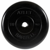 Диск MB Barbell MB-AtletB26 10 кг
