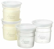 Tommee Tippee Контейнеры для хранения грудного молока 60 мл