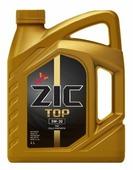 Моторное масло ZIC TOP 5W-30 4 л