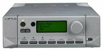 Сетевой аудиоплеер Cyrus Stream XP