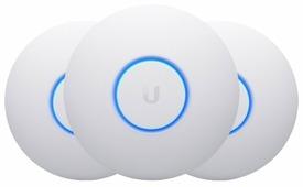 Wi-Fi точка доступа Ubiquiti UniFi nanoHD 3-pack