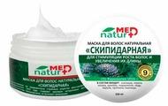 Naturmed Маска для волос Скипидарная
