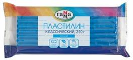 Пластилин ГАММА Классический синий 250 г (270818_05)