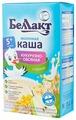 Каша Беллакт молочная кукурузно-овсяная с грушей (с 5 месяцев) 250 г