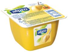 Десерт alpro соевый ванильный 1.9%, 125 г