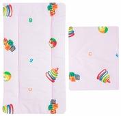 Комплект для люльки Leader Kids Детские игрушки (матрас+подушка)