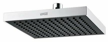 Верхний душ встраиваемый WasserKRAFT A028 комбинированное