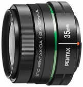 Объектив Pentax SMC DA 35mm f/2.4 AL