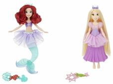 Кукла Hasbro Disney Princess Принцесса с мыльными пузырями, 28 см, B5302