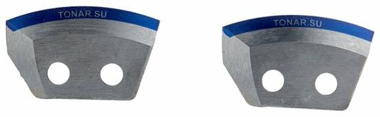 Нож ТОНАР к ледобуру HS-110 NLH-110L.ML