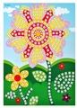 Color Kit Мозаика - стикеры Цветочек (B010)