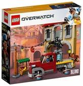 Конструктор LEGO Overwatch 75972 Противоборство Дорадо