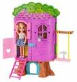 Barbie Домик на дереве Челси FPF83