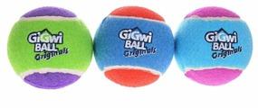 Мячик для собак GiGwi GiGwi ball Original большой 3 шт (75337)