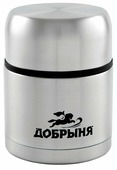 Термос для еды Добрыня DO-1823 (0,5 л)
