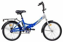 Подростковый городской велосипед Aist Smart 20 1.0 (2016)