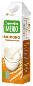 Пшеничный напиток Здоровое меню Молоко пшеничное 1%, 1 л