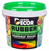 Краска Super Decor Резиновая 00 Белоснежный