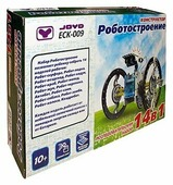 Электромеханический конструктор JoyD ECK-009 Роботостроение