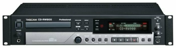 CD-рекордер Tascam CD-RW900