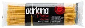 ADRIANA Макароны Pasta Classica Bucatini № 15, 500 г