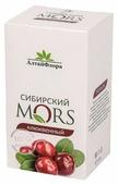 Смесь для напитка АлтайФлора Сибирский MORS клюквенный 10 шт. по 20 г